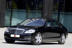 Mercedes S-class (W221) restyling